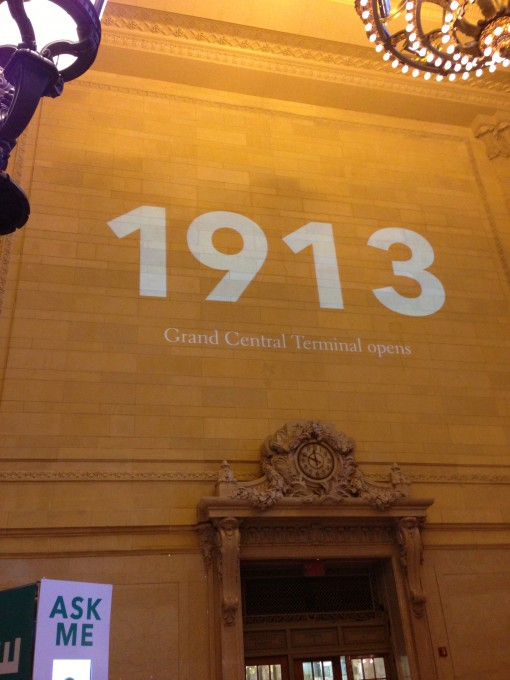 Grand by Design at Grand Central