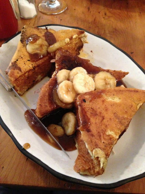 Nutella French Toast at Penelope