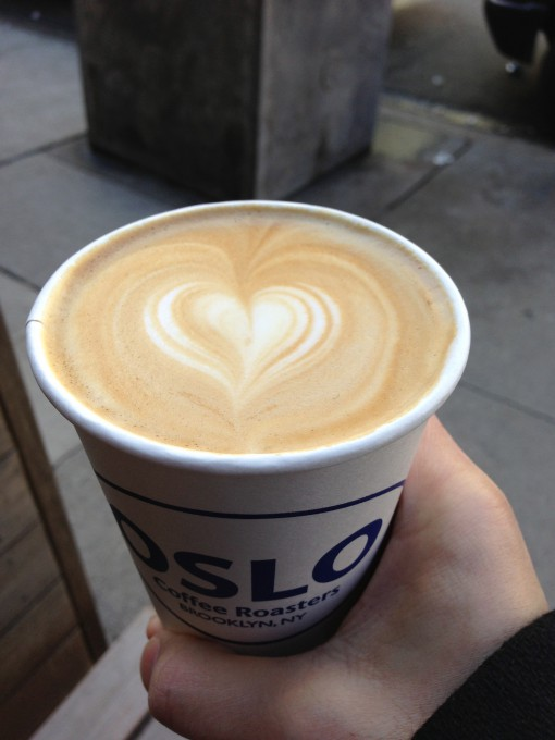 Latte from Oslo