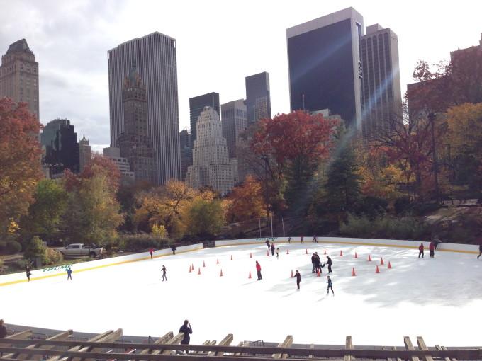 Central Park in New York, NY